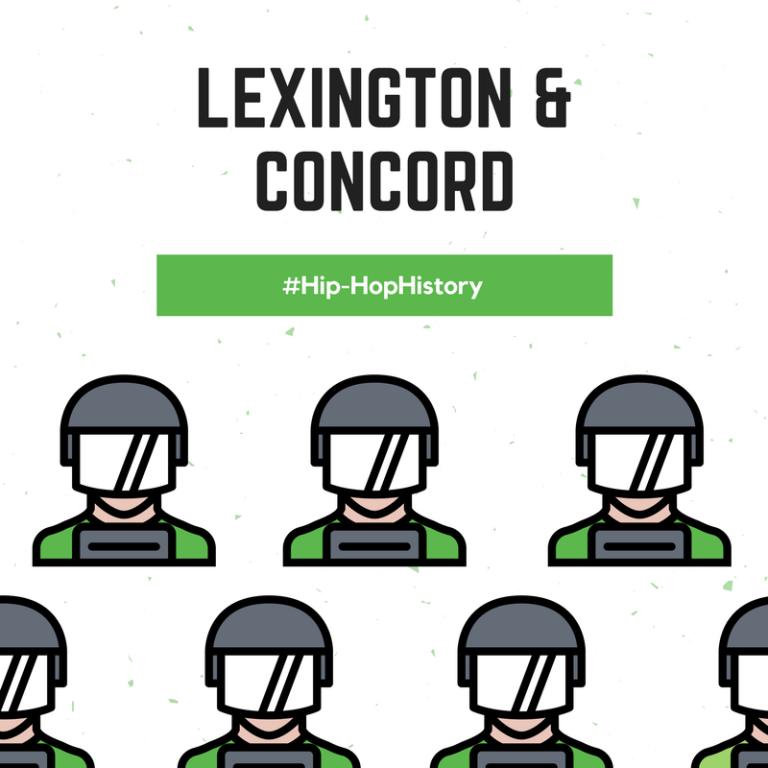 Lexington &concord